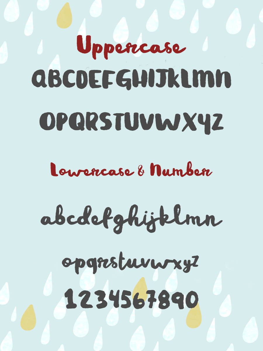 Rainy-Day-Brush-Free-Font-preview01