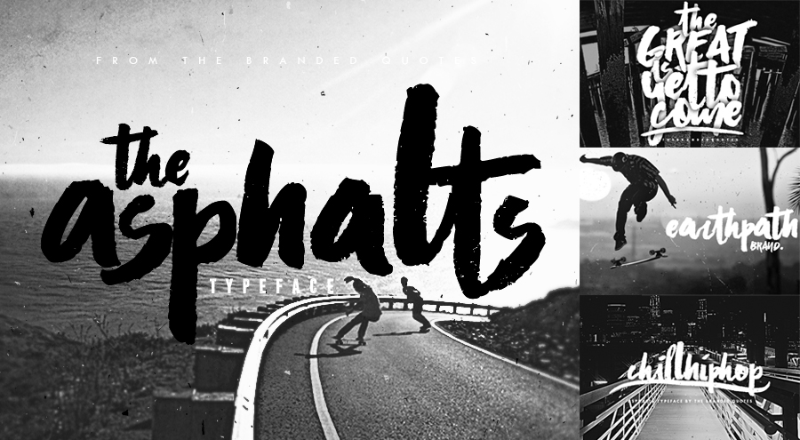 01-asphalts-free-font-1