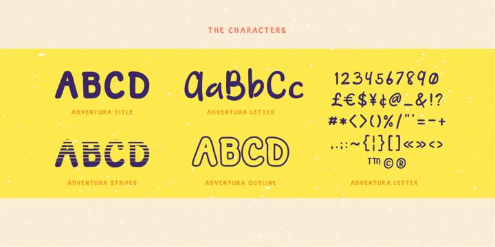 adventura-font-family-6
