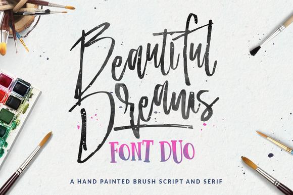 beautiful-dreams-font-duo