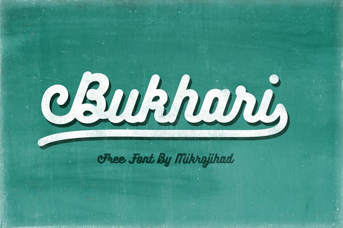 bukhari-script-free-font