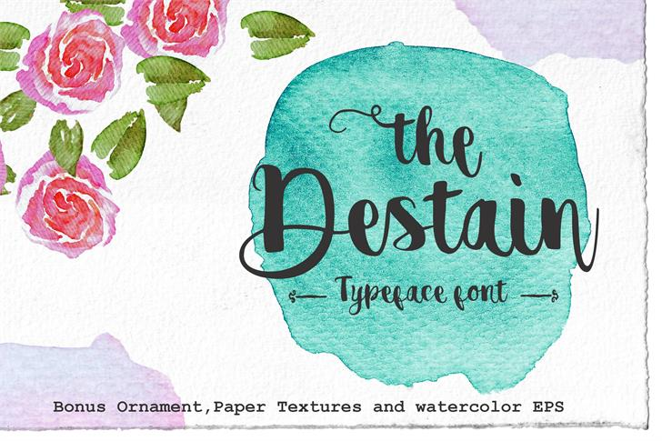destain-alternative-font-created-in-2016-by-greataris