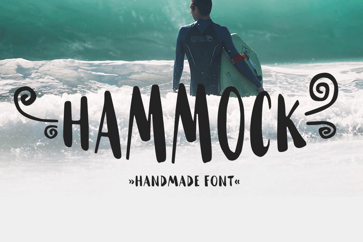 hammock-font