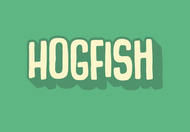 hogfish-font