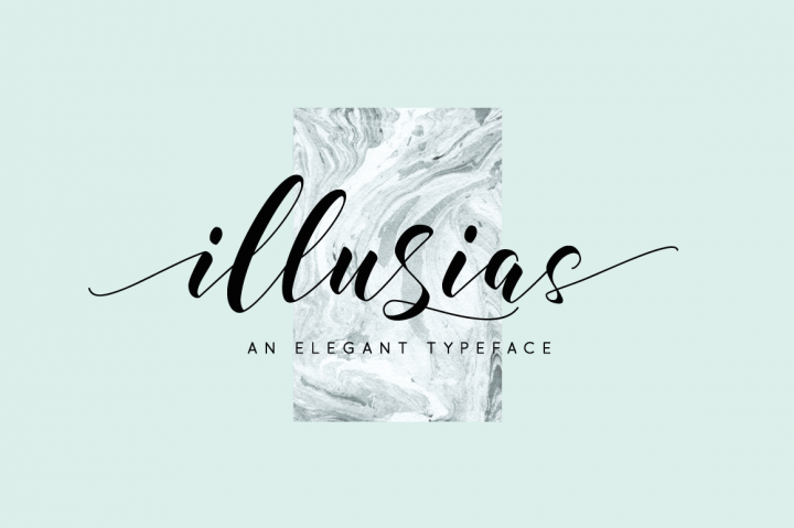 illusias-font