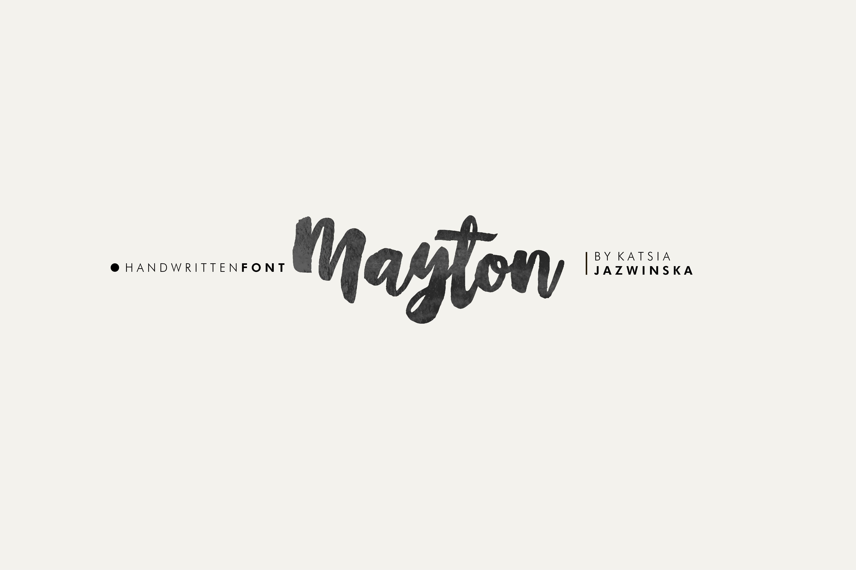 mayton-brush-script