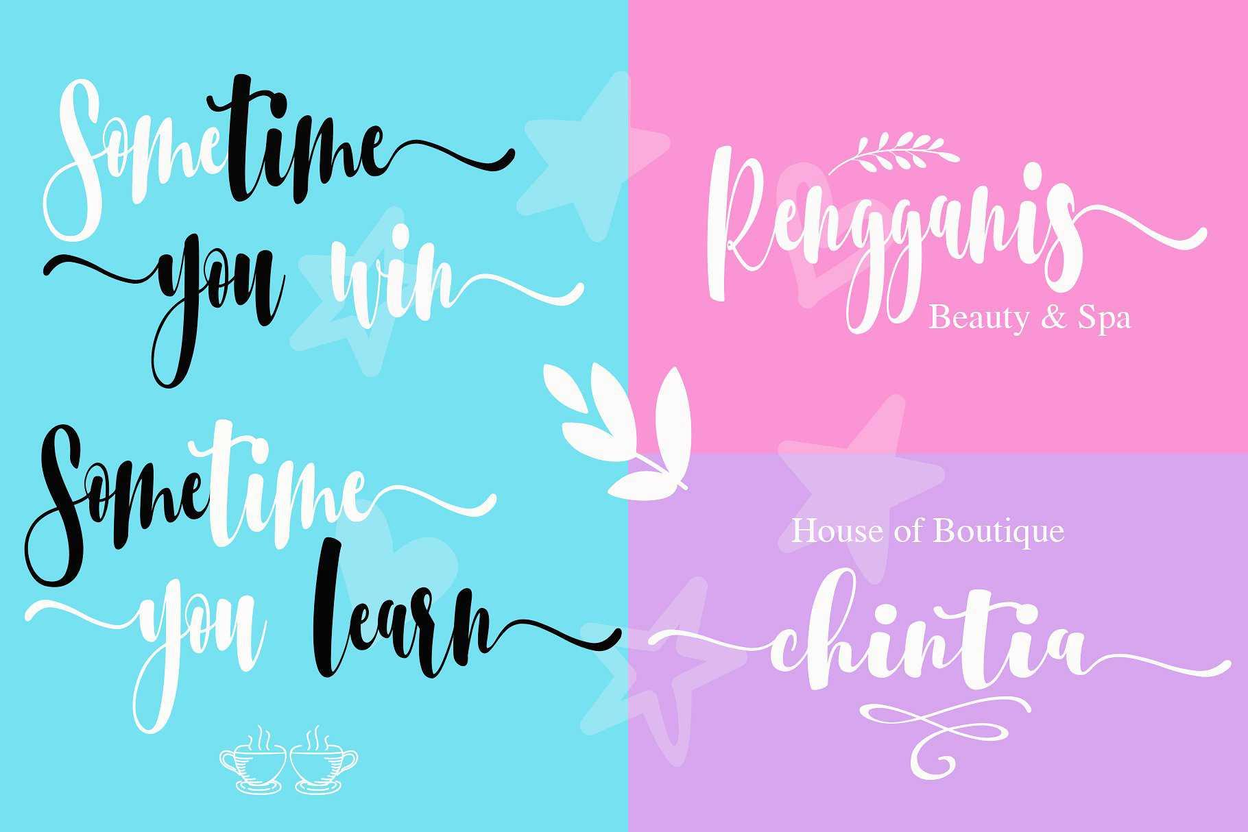 srikonitta-script-font-2