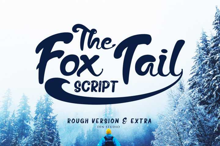 the-fox-tail-script-font