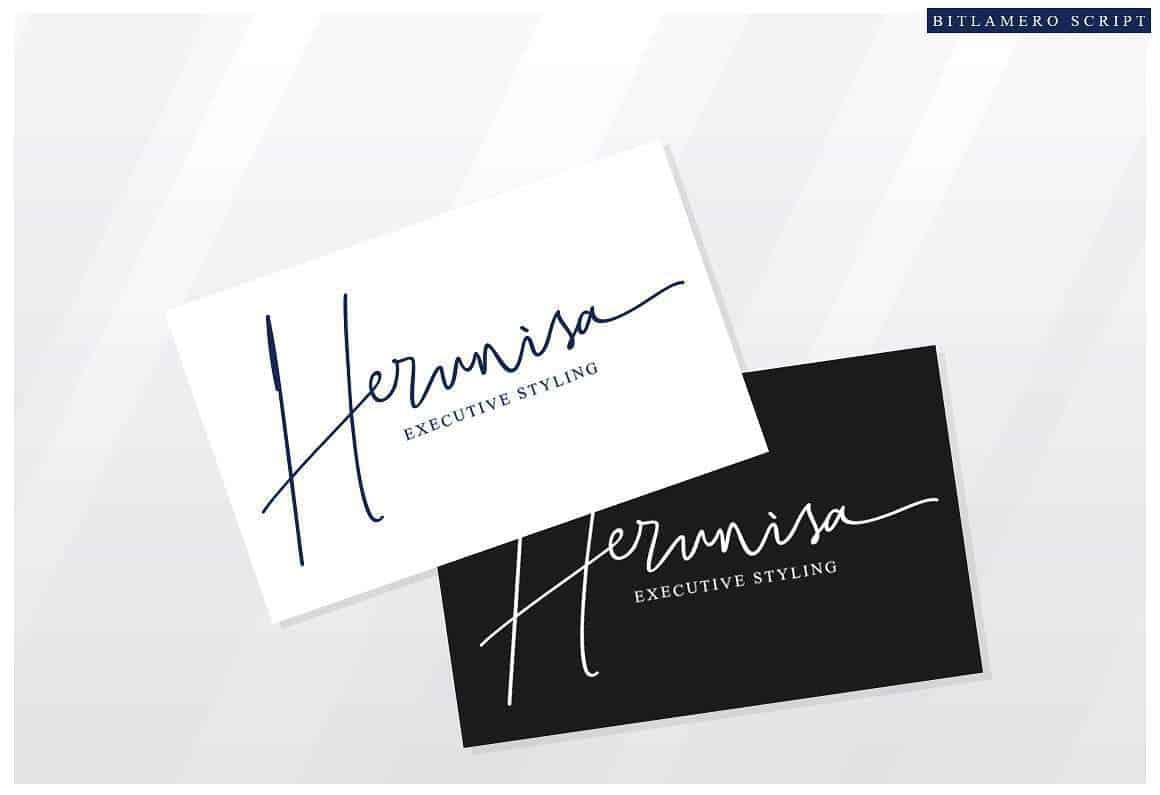 bitlamero-signature-font-3