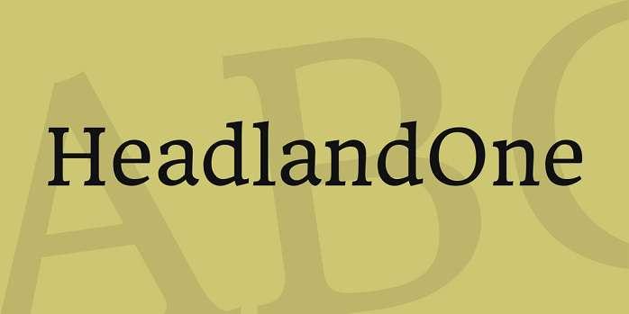 Headland One