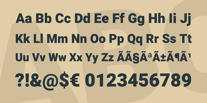 Heebo Font Family-1
