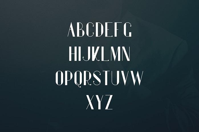 Gentleman Font-1