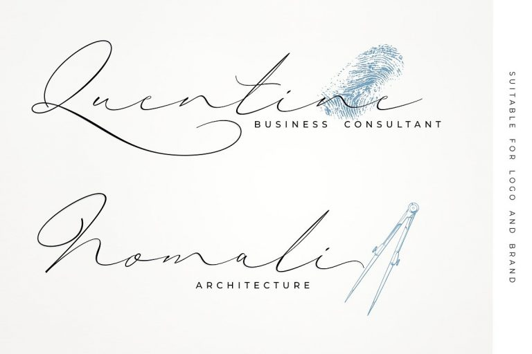Karmila Signature Font-2