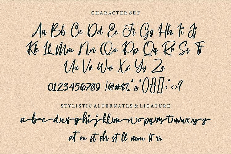 Bestvibes Script Font-3