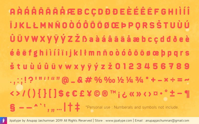 Longdoosi Font-3