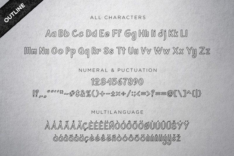 Vanjar Sans Serif Font-3