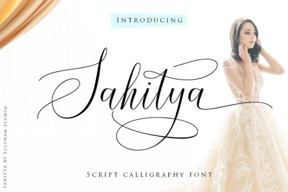 sahitya-calligraphy-font-1